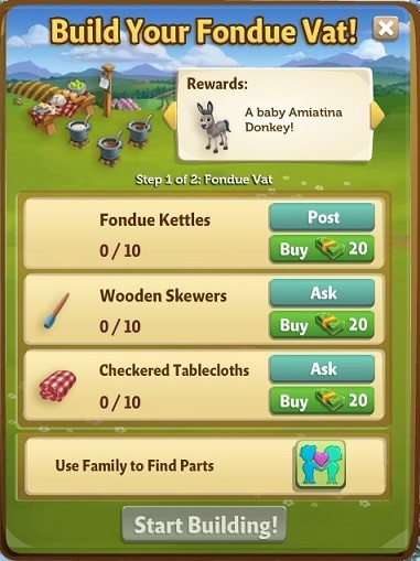 So Fond-of-ue  FarmVille 2