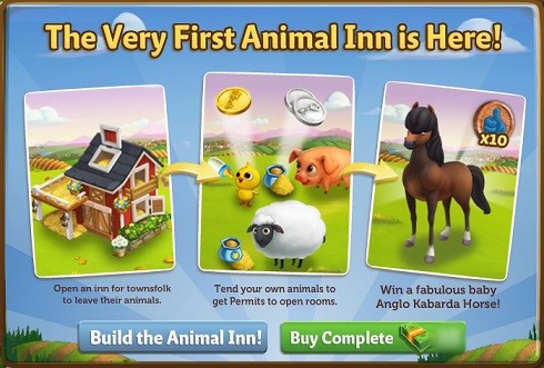 The Animal Inn - FarmVille 2
