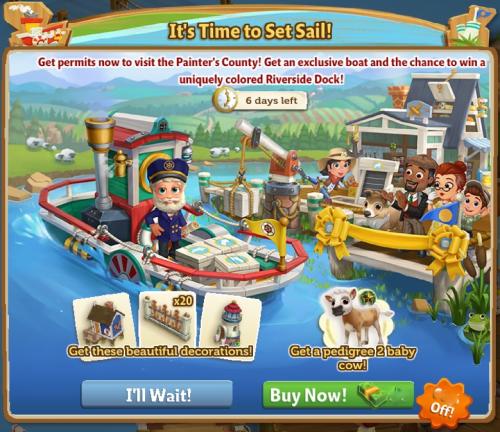 Riverside Crafting Shack! - FarmVille 2