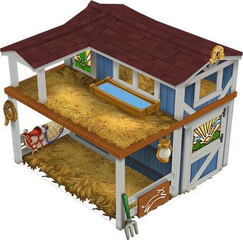 Heifer Barn 2