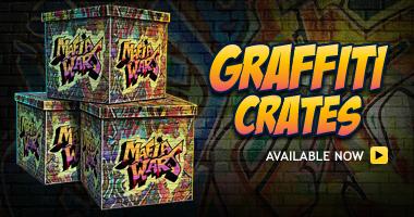 Graffiti Crate