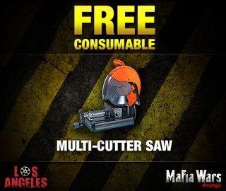 Multi-cutter-saw