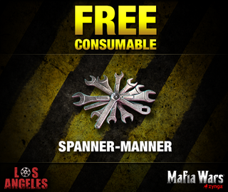 Spanner-manner
