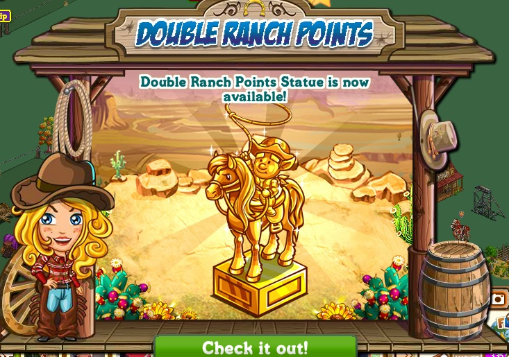 Double Ranch Points