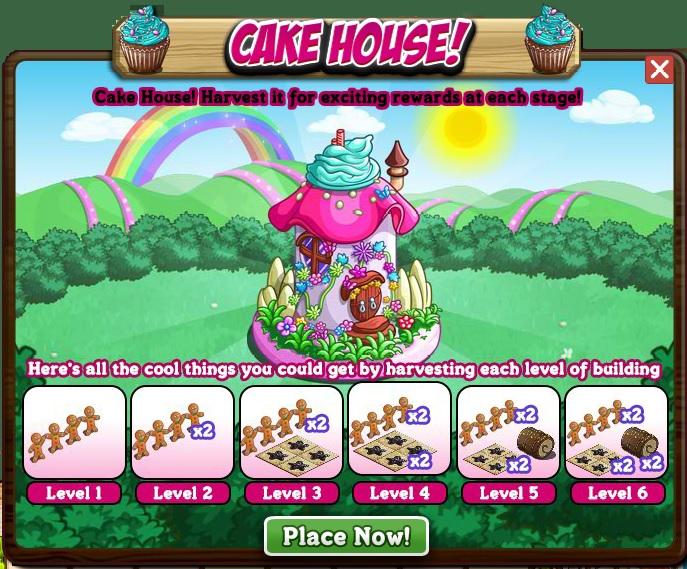 Cake House Pop Up