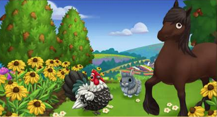 Spruce up your Farm with Pink Dalhias LE - FarmVille 2