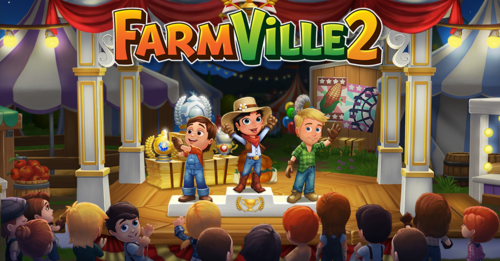 State Fair - FarmVille 2