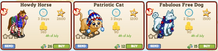 LE 4th of July Animals 2