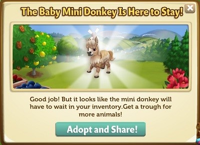 Help Moby See Saw - FarmVille 2