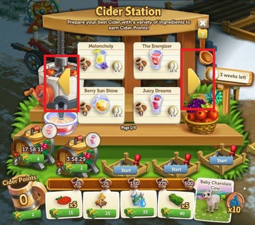 Cider Station - FarmVille 2