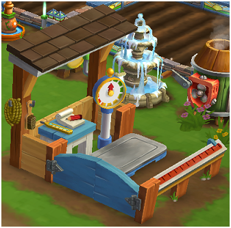 Hale and Hearty - FarmVille 2