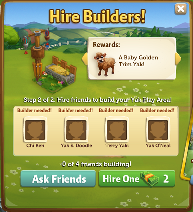 Foe-rry Friends - FarmVille 2
