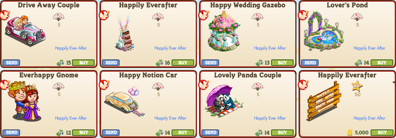 8 Decorations