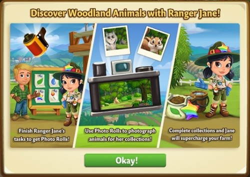 The Ranger Outpost - FarmVille 2
