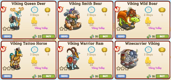 6 Animals