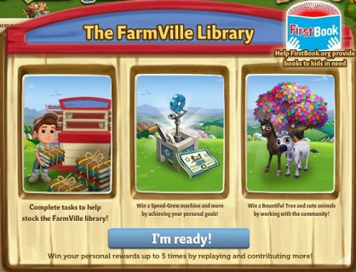 The FarmVille Library - FarmVille 2