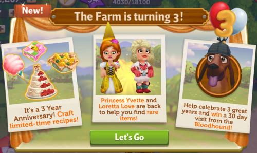 "FV2 CE: ""Farm's Birthday Bash!"""