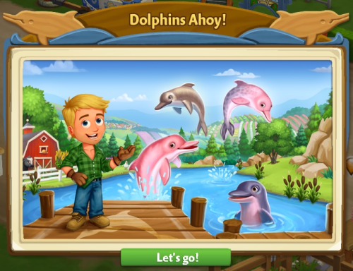 Dolphins Ahoy! (Official Guide)