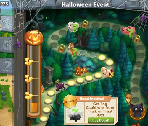 Halloweenmap