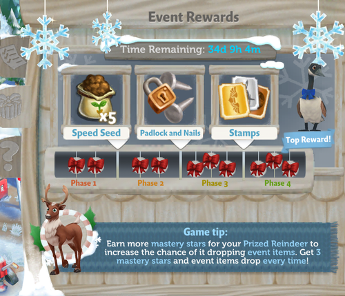 Reindeerrewards