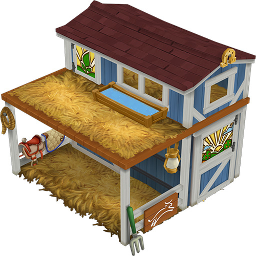 Heifer Barn 1
