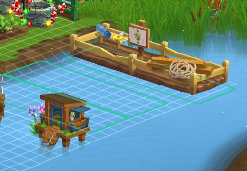 Water Fields - FarmVille 2