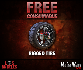 Rigged-tire