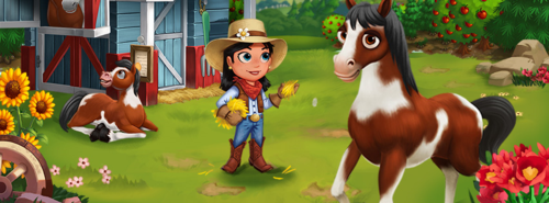 Horse Breeding - FarmVille 2