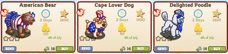 LE 4th of July Animals 3