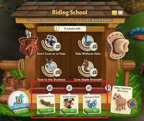 Riding School 8