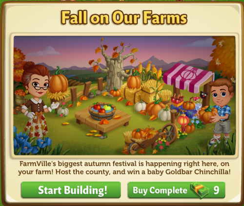 Fall Fairgrounds - FarmVille 2