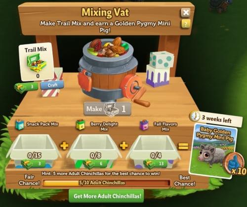 Mixing Vat - FarmVille 2