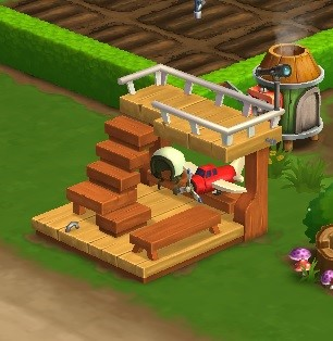 Flight of Fancy - FarmVille 2