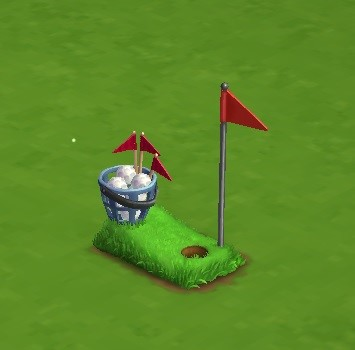 A Hole In One - FarmVille 2