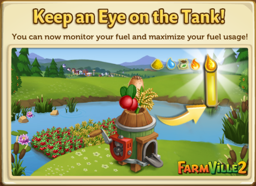 FUEL ICON - FarmVille 2