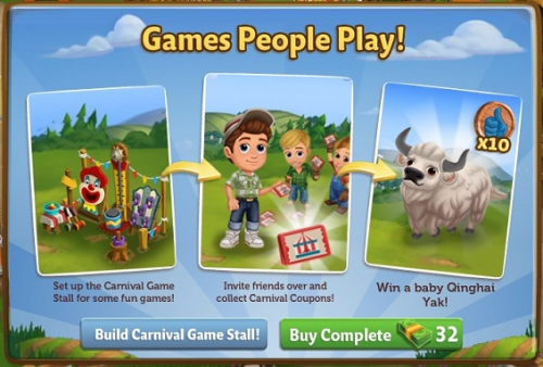Games People Play - FarmVille 2