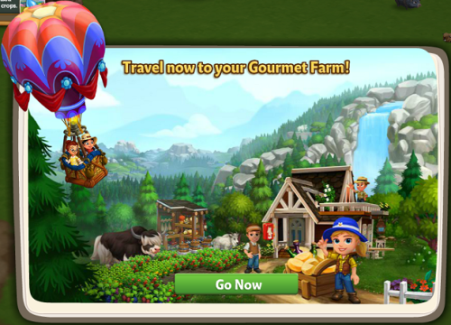 Gourmet Farm! - FarmVille 2