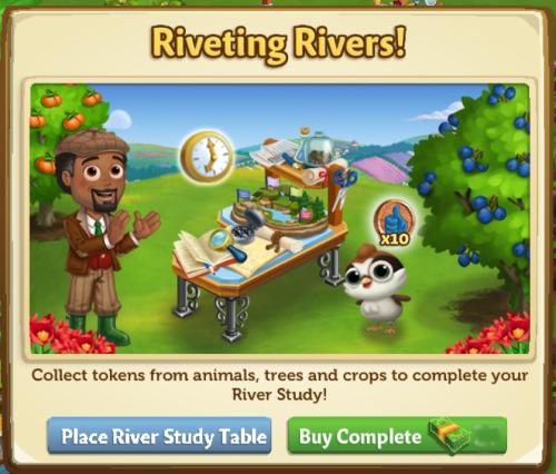 Riveting Rivers! - FarmVille 2