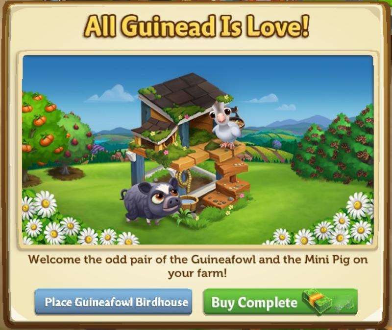 All Guinead Is Love - FarmVille 2