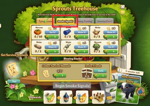 Survival of The Smartest! - FarmVille 2
