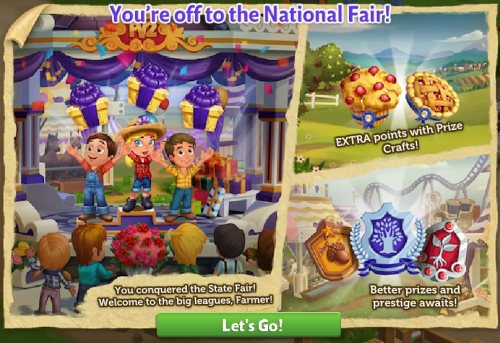 FarmVille2: The National Fair! (Official Guide)