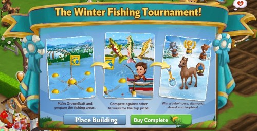 FarmVille2: The Winter Fishing Tournament! (Official Guide)