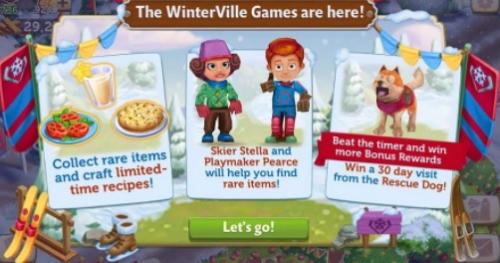 FV2 CE: Winterville Games!