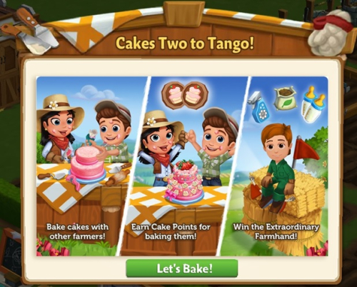 FarmVille2: Cornelius' Bake Off! (Official Guide)