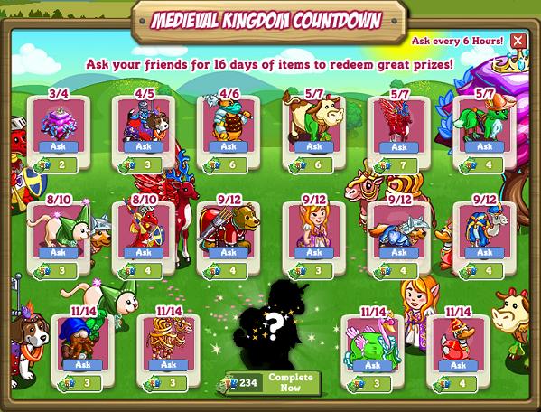 Official Guide: Walkthrough: Medieval Kingdom Countdown