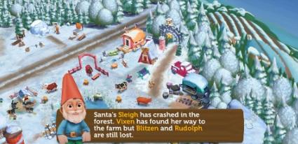 FV2 CE: A Reindeer's Tale