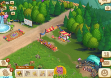The Festival of Colors is Here! - FarmVille 2