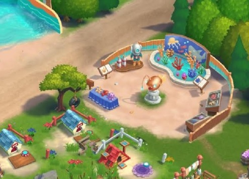 World Oceans Day! - FarmVille 2