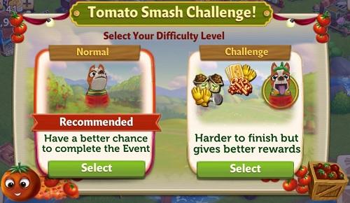 Tomato option level