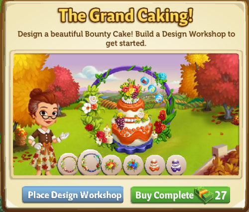 The Grand Caking 1